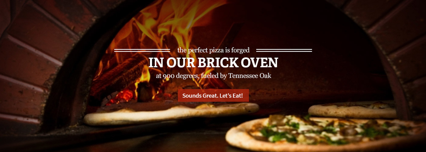 Wood-Fired Brick Oven Pizza Nashville